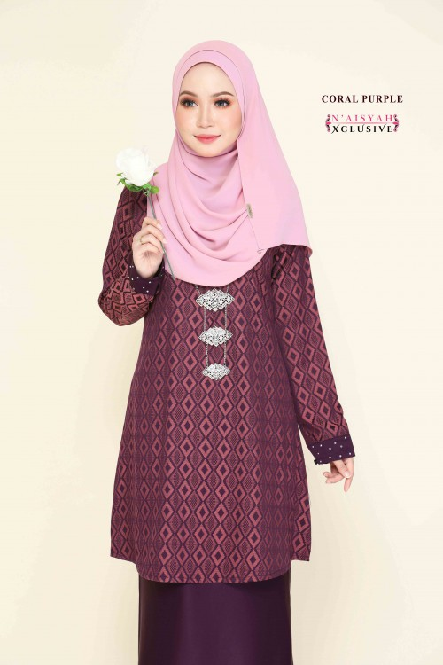 Dini - Coral purple